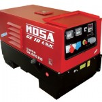 MOSA Industrial Generator GE-10-LSX-EAS-AVR