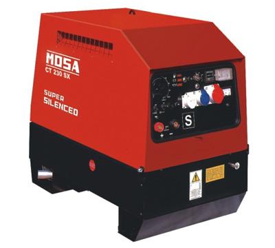 MOSA Industrial Welder CT-230-SXEL