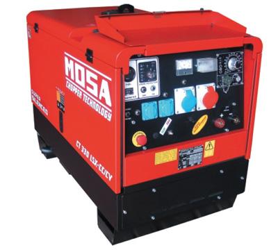 MOSA Industrial Welder CT-350-LSX