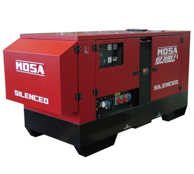 MOSA Industrial Welder DSP-2x400