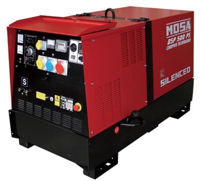 MOSA Industrial Welder DSP-500-PS