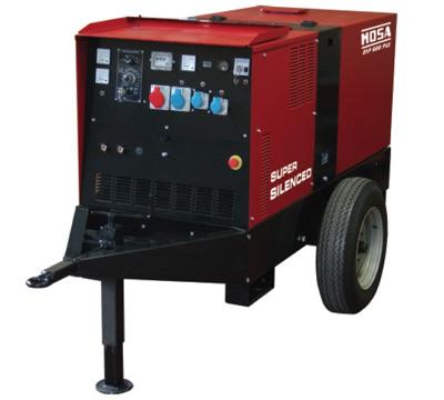 MOSA Industrial Welder DSP-600-PS