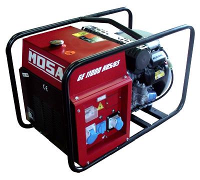 MOSA Industrial Generator GE-11000-HBSGS