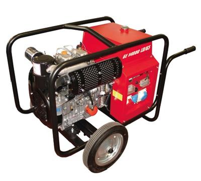 MOSA Industrial Generator GE-14000-LDGS-EAS