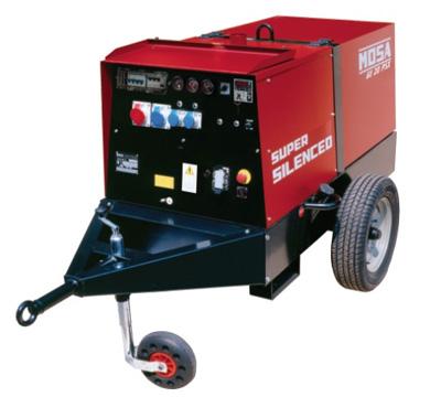 MOSA Industrial Generator GE-20-PSX---EAS