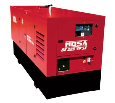 MOSA Industrial Generator GE-225-VPSX-EAS