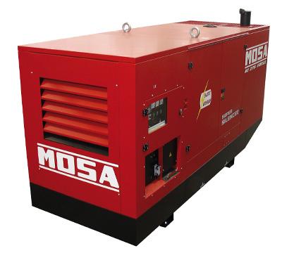 MOSA Industrial Generator GE-275-VPSX