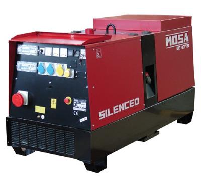 MOSA Industrial Generator GE-40-VSX-EAS