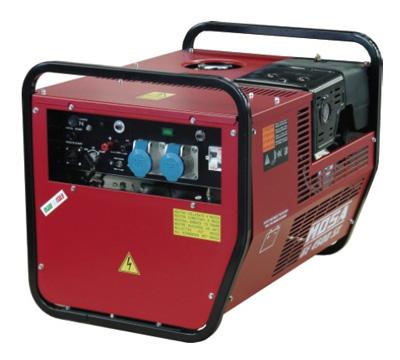 MOSA Industrial Generator GE-4500-SX