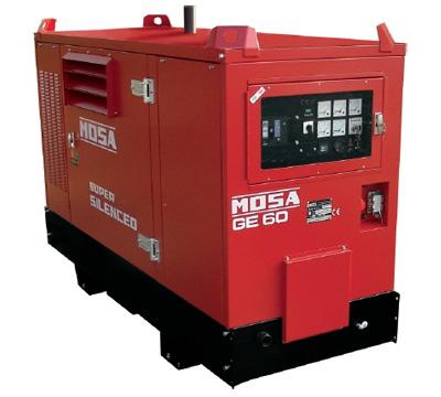 MOSA Industrial Generator GE-60-VSX-EAS