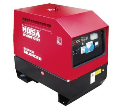 MOSA Industrial Generator GE-6000-SXGS-EAS