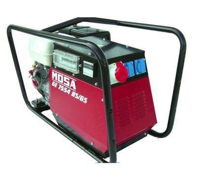 MOSA Industrial Generator GE-7554-BSGS-E