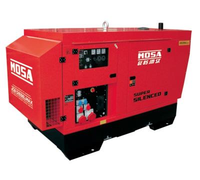 MOSA Industrial Generator GE-85-JSX-EAS