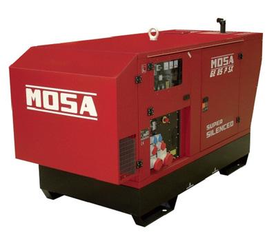 MOSA Industrial Generator GE-85-PSX-EAS