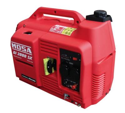 MOSA Industrial Generator GI-2000-SX